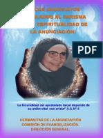 LIBRO DE LAICOS ANUNCIATOS 2017