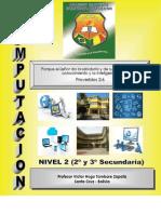 Texto Nivel 2 Computacion