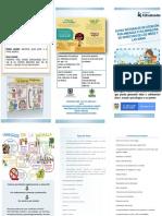 folleto Violencia intrafamiliar