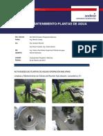 INFORME SEMANAL DE PLANTA DE AGUAS.02.02.19