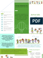health information brochure