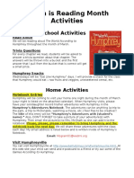 march is reading month activities--1