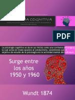 PSICOLOGIA COGNITIVA - LAURA LONDOÑO