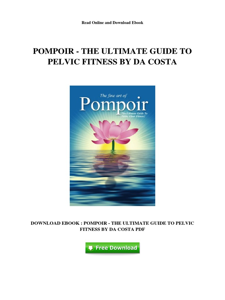 Pompoir What is