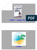 Iron Man Chapter 1 Vocabulary EAL