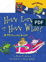 How Long or How Wide - A Measuring Guide