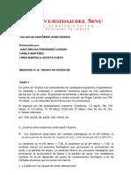 TALLER EQUILIBRIO ACIDO BASICO. (1)