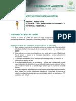 Actividad N.1 Tarea. Mapa Conceptual Desarrollo Sostenible y Sustentable