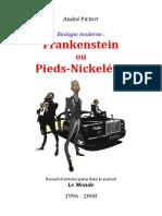 Pichot_La biologie moderne, Frankenstein ou Pieds Nickelés.pdf