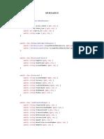 API BCA With CSharp . Model