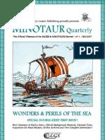 3804925 Minotaur Quarterly 1