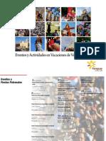 Eventos y Actividades en Vacaciones PARAGUAY - Verano 2011 - Portal Guarani