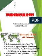 TUBERCULOSIS TBC PPT PENYULUHAN MASYARAKAT