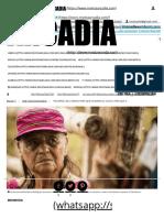 Marta Rodríguez habla sobre 'La sinfónica de los Andes' y el asesinato de indígenas nasa en el norte del Cauca