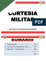 CORTESIA MILITAR emch