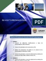 Unidad 1- Introduccion y turbinas Francis