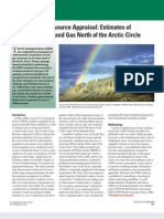Circum-Arctic Resource Appraisal- Estimates of Undiscovered Oil and Gas North of the Arctic Circle, Us Geological Survey. 2008