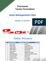 Best Practice Asset Management 2011