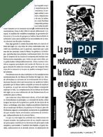 ReduccionFisicaSiglo XX Weinberg.pdf