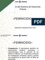 FEMINICIDIO. COMPILADO 1.pptx