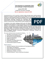 Announcement - International Workshop on Sustainable Cities.pdf