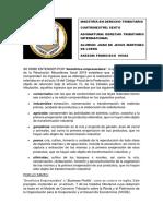 BENFICIOS EMPRESARIALES TAREA 1