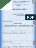 Carcinoma hepatico