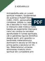 Manifest a Rile Karmei -Rudolf Steiner