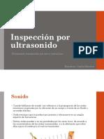 Presentación Ultrasonido