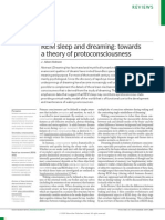 Dreaming and Consciousness