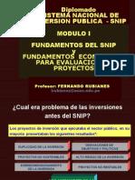 Fundamentos Del Snip - Arequipa 11-12!9!10 Ppt