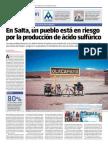 Ácido sulfúrico en Salta