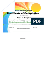 Certificate of Completion Template 01.docx