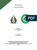 Refleksi Kasus Tuberkuloma drDoni.doc