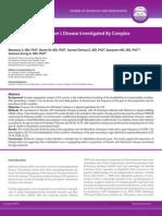 Inheritance Of Alzheimer´s Disease Investigated By Complex Segregation Analysis