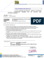 PV N° 01- HBP IMMOBILIER - ELECTRICITE