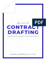 THE ART OF CONTRACT DRAFTING