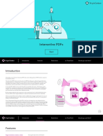 How to create -Interactive-PDF