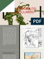 STRUKTUR GEOLOGI PULAU SULAWESI