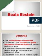 Boala-Ebstein