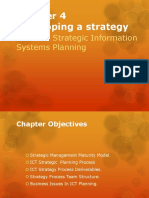 Chapter 4 Developing a strategy