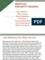 Model Konseptual Keperawatan Betty Neuman