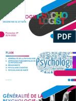 La Psychologie Achraf Mougini