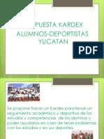 KARDEX CARD