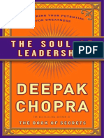 Soul of Leadership by Deepak Chopra - Excerpt