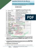 INFORME TECNICO CAMAL MUNICIPAL