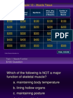 chapter 10 muscle anatomy and physiology quiz ppt