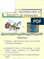 Chapter 1 Science Technology and Society