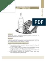 V085 Fabricación manual de bloques de suelo-cemento-dosificación.Venezuela