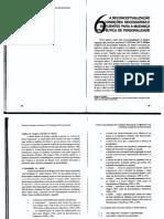 A Reconceptualizacao das Condições Necessárias e Suficientes Para a Mudança Terapêutica de Personalidade - Bozarth